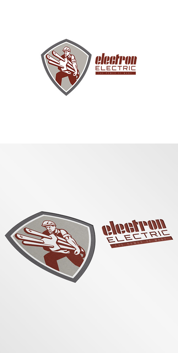 Electron Electric Power Logo