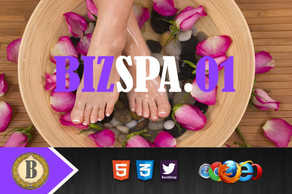 Biz Spa 01 Premium HTML5 Template
