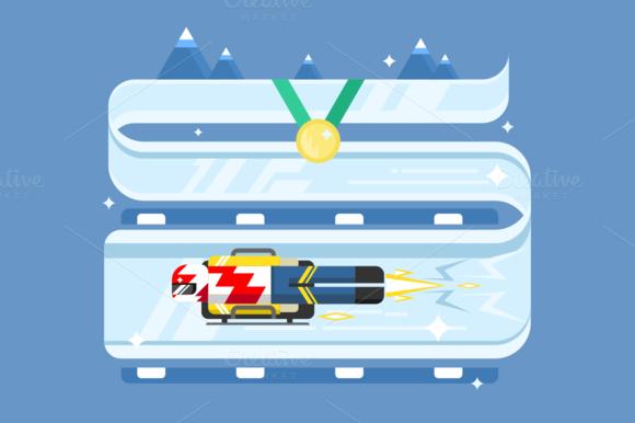 Skeleton Winter Sports