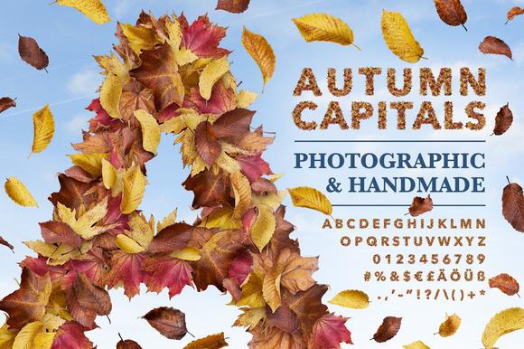 Autumn Capitals