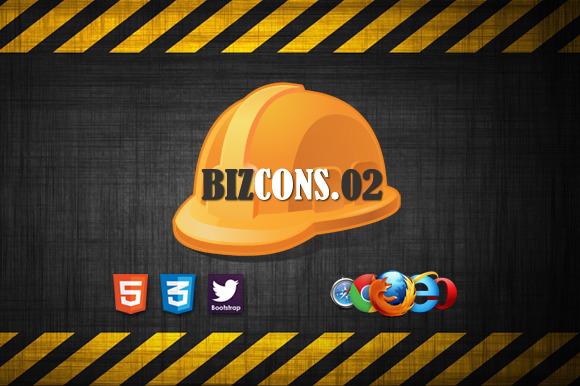 Biz Cons 02 Premium HTML5 Template