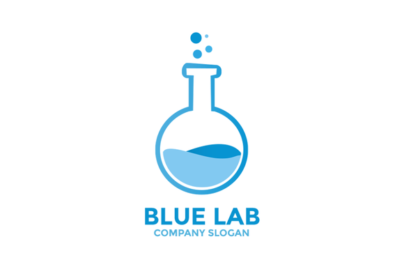 Blue Lab Logo