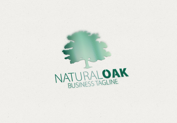 Natural Oak Logo
