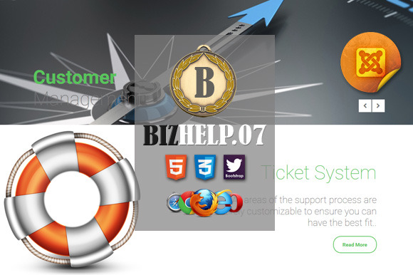 Biz Help Desk 07 Powered By Joomla