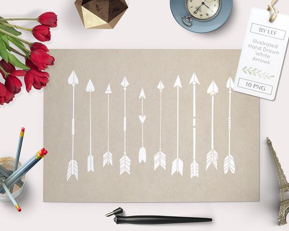 White Arrow Graphics Chalkboard