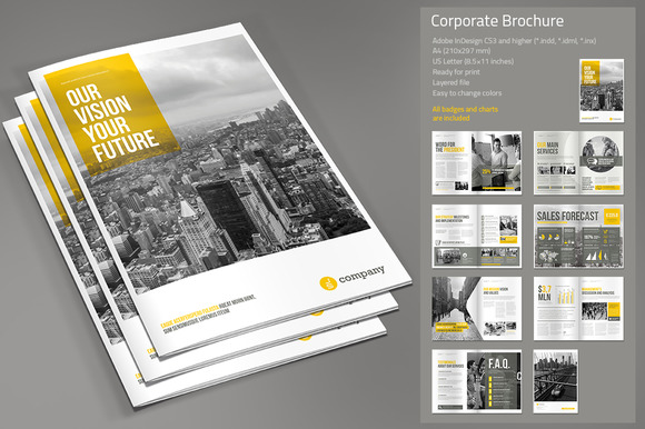 Corporate Brochure Vol 3