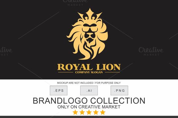 royal lion designs