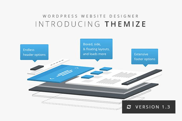 Themize WP Website Designer