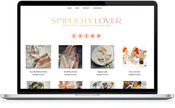 Responsive Simplicity Lover