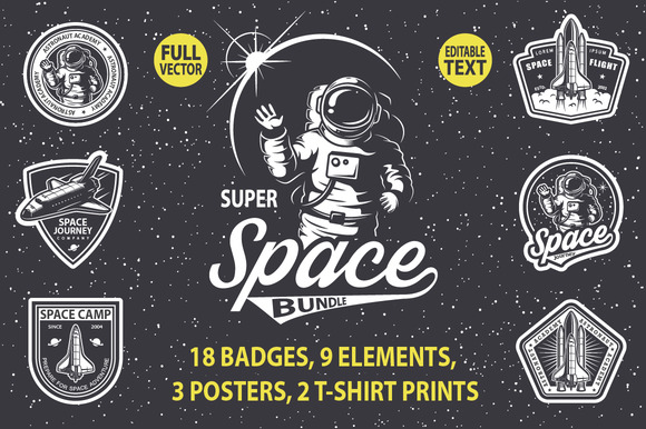 Super Space Bundle