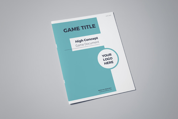 Game styles free designtube creative design content for Simple game design document template
