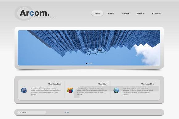 CarCom Business Joomla Theme