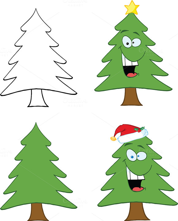 tree pruning cartoon designtube creative design content. Black Bedroom Furniture Sets. Home Design Ideas