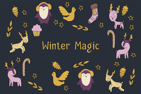 Ўн59 Winter Magic