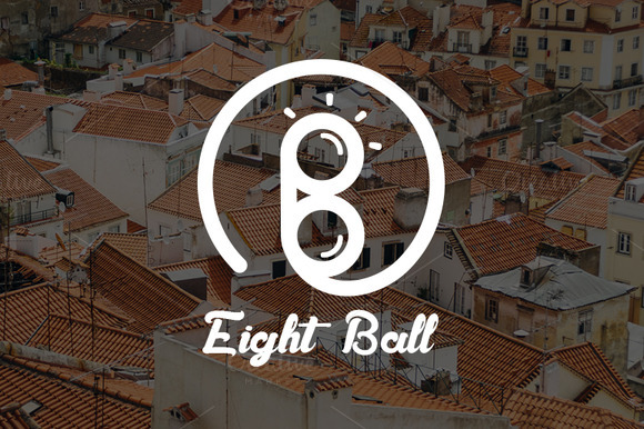 Eight Ball Logo