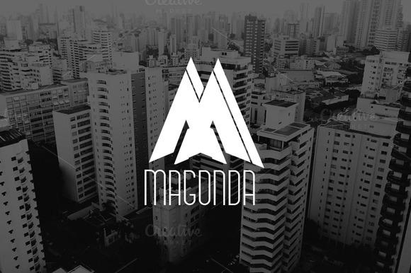 Magonda Logo