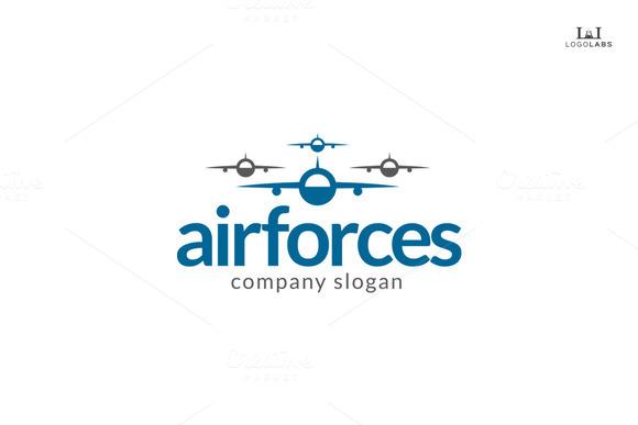 Air Forces Logo