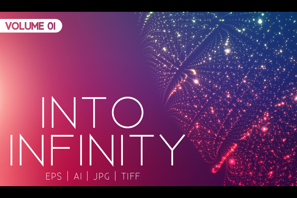 Into Infinity Backgrounds Vol.1