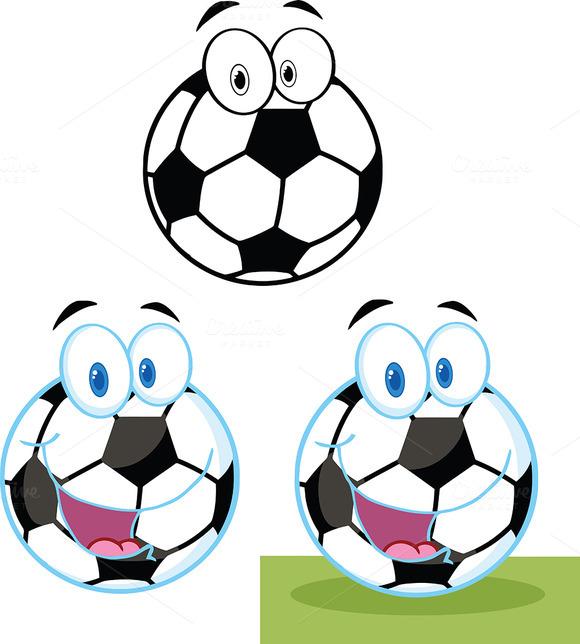 Soccer Ball Collection Set