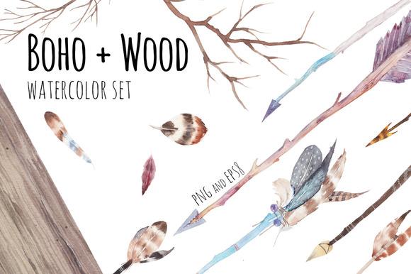 Boho Wood