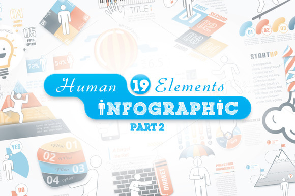 Human Infographic Bundle