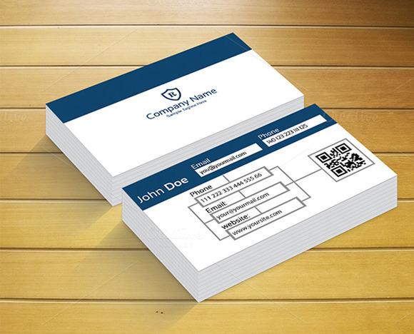template facebook business card. Black Bedroom Furniture Sets. Home Design Ideas