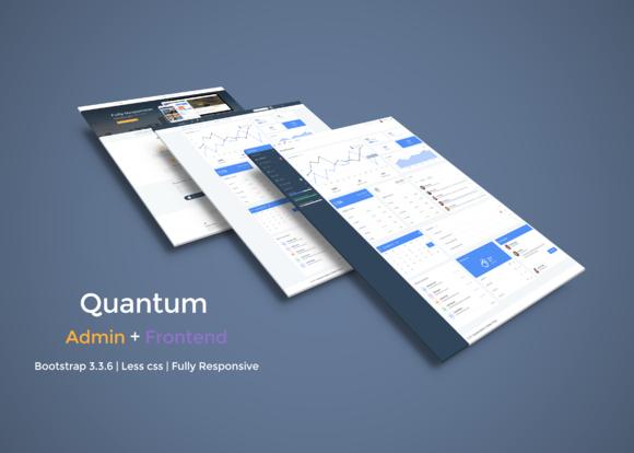 Quantum Admin Frontend