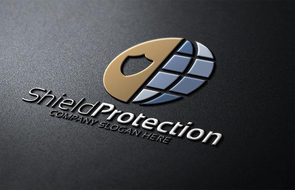 Shield Protection Logo
