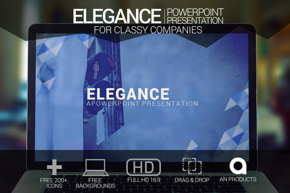 Elegance Powerpoint Presetation