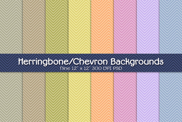 Herringbone Chevron Backgrounds