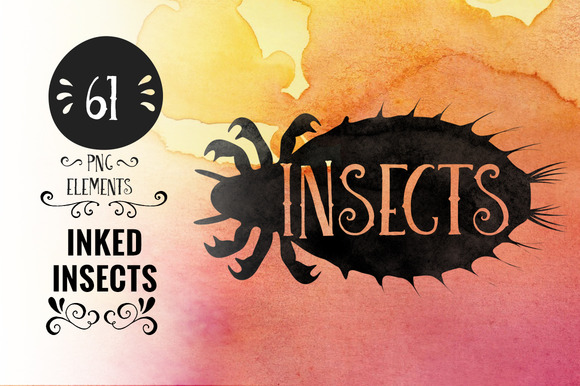 Inked Insects