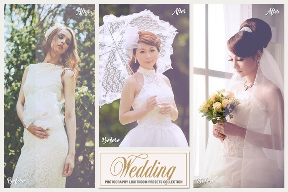 Lightroom presets wedding