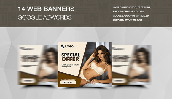 Special Offer Web Banners