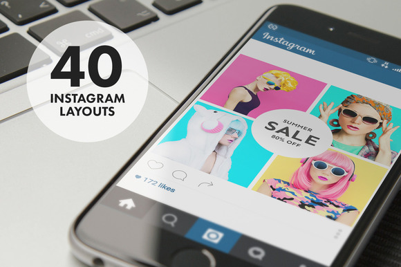 40 Instagram Layouts
