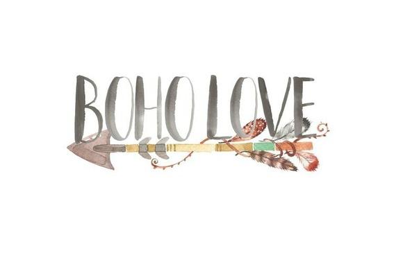 Logo-BOHO LOVE