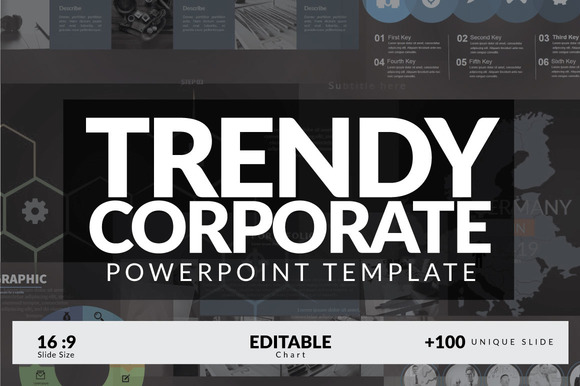 Trendy Corporate Template