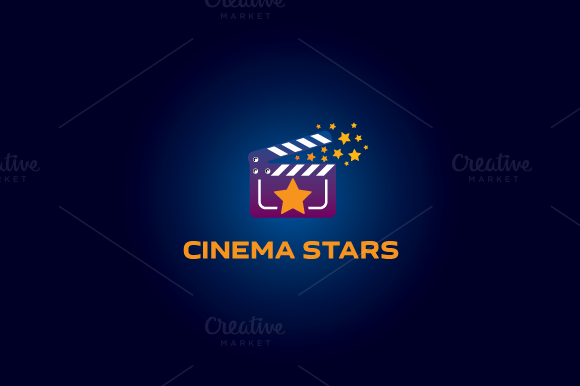 Cinema Stars Logo