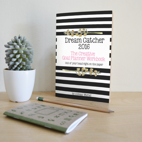 Goal Planner Workbook For Creatives