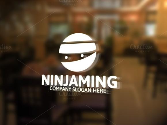 Ninjaming Logo
