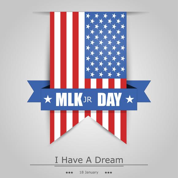 Martin Luther King Ppt Flyer Template » Designtube ...