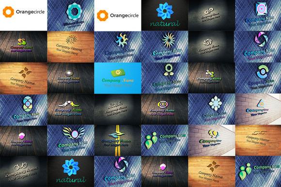 30 Logo Pack 7