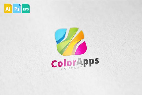 ColorApps Logo