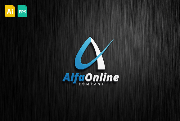 AlfaOnline Logo