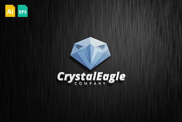 CrystalEagle Logo