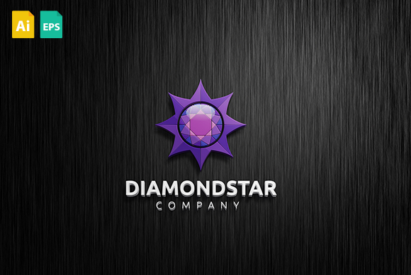 DiamondStar Logo