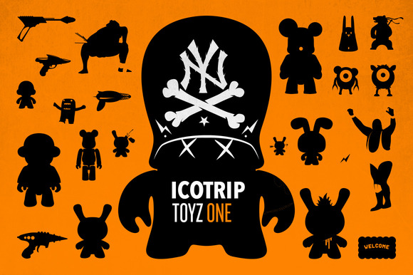 ICOTRIP Toyz Icon Bundle Bonus