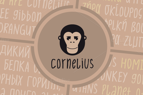 Cornelius Regular Bold 35% Off
