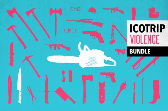 ICOTRIP Violence Icon Bundle