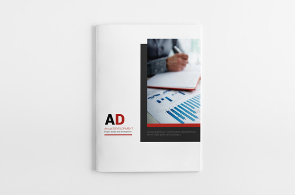 Business A D Brochure