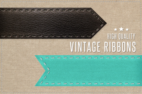 High Quality Vintage Ribbons